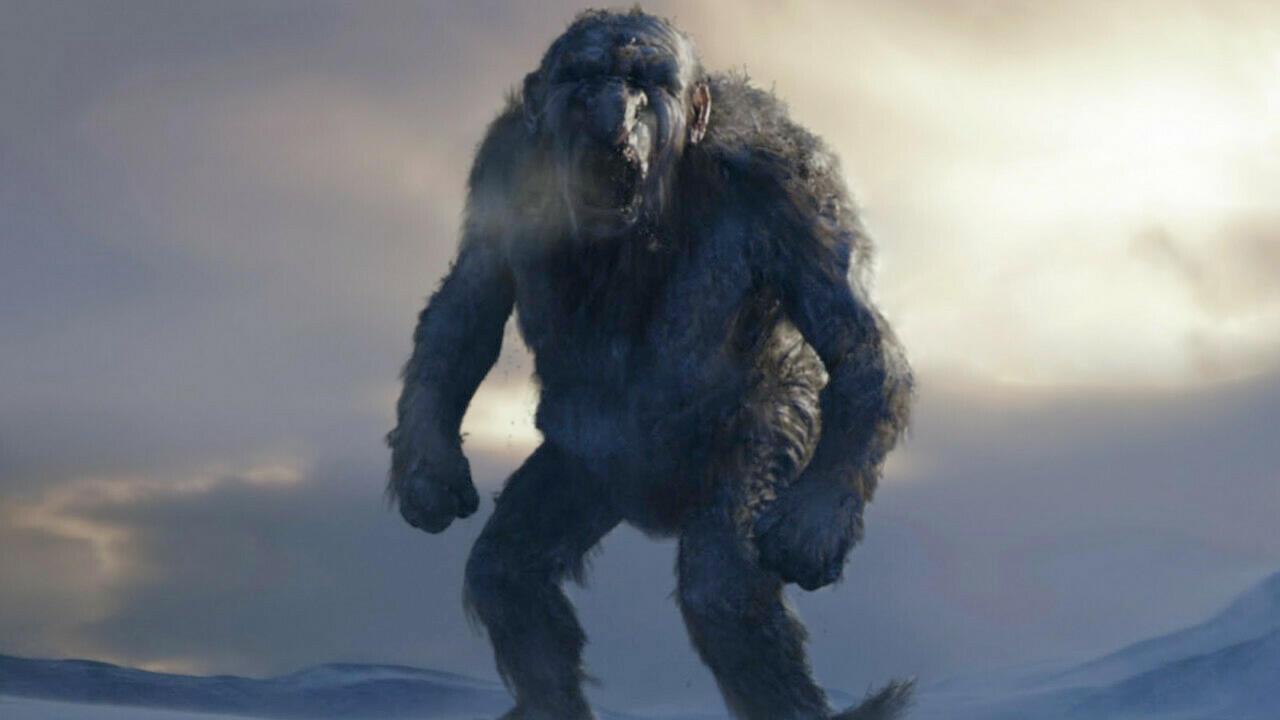 8. Jötunn (Troll Hunter)