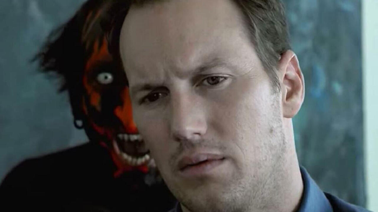 4. Red Face Demon (Insidious)