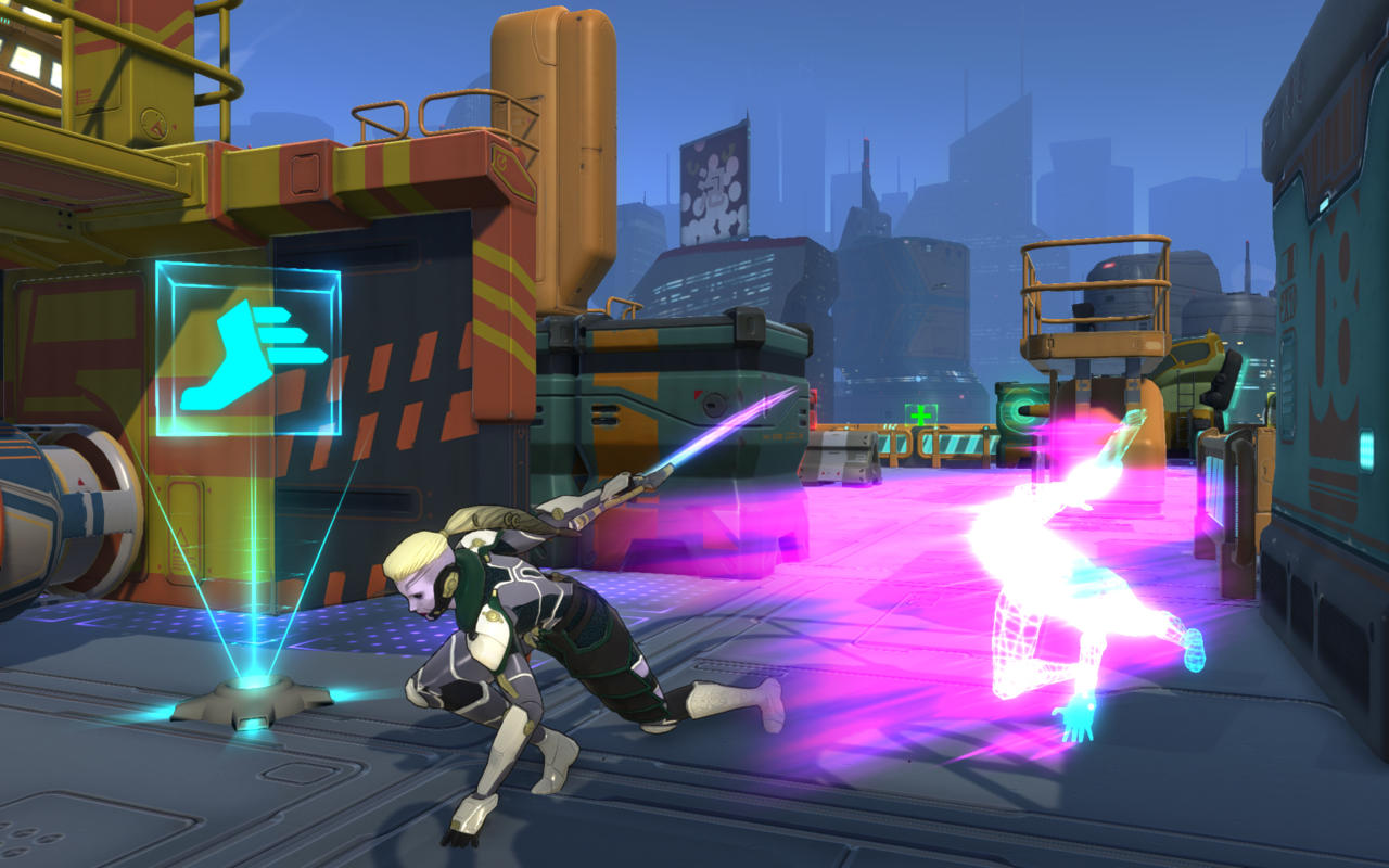 Atlas Reactor's gameplay requires both planning and reaction.