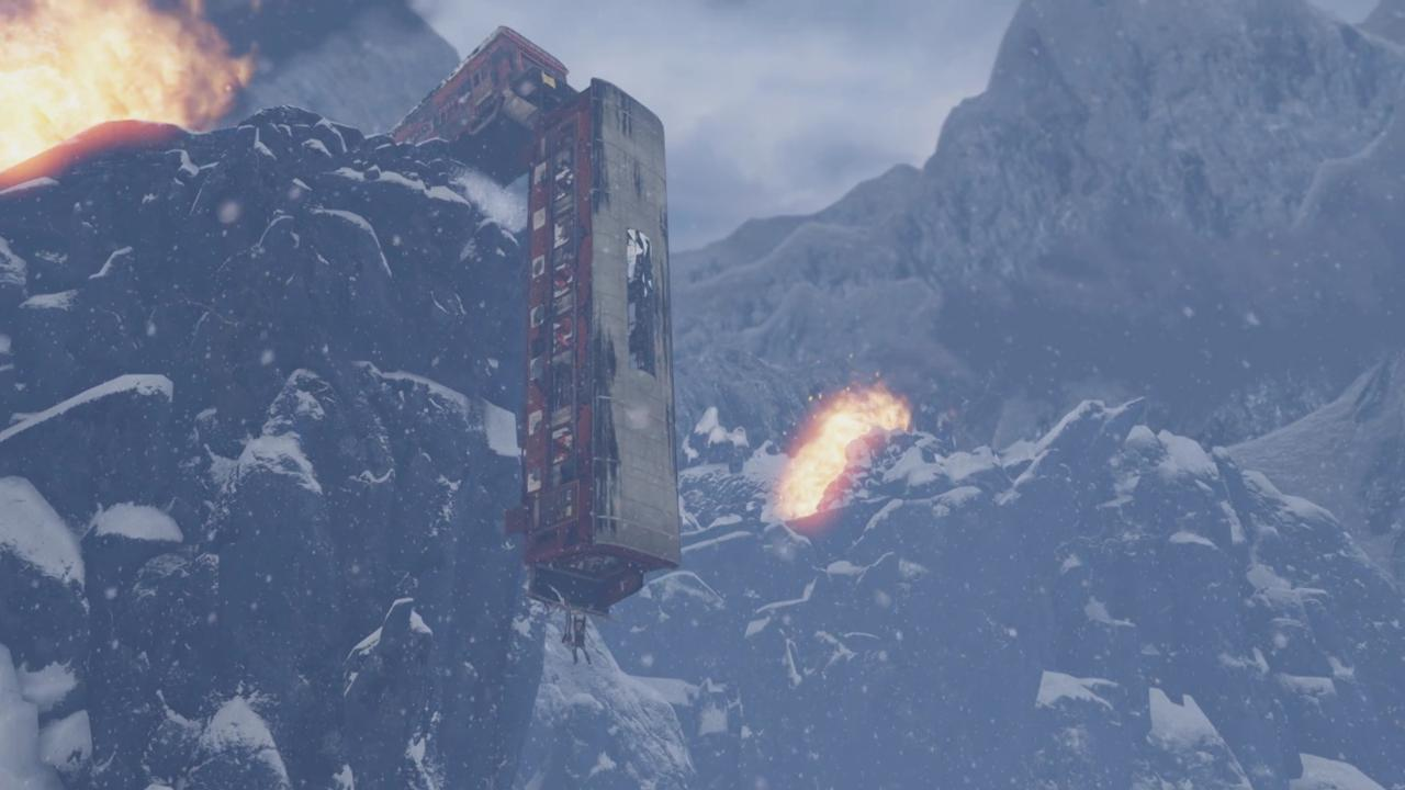 Uncharted 2's intro still outshines many other games' endings.