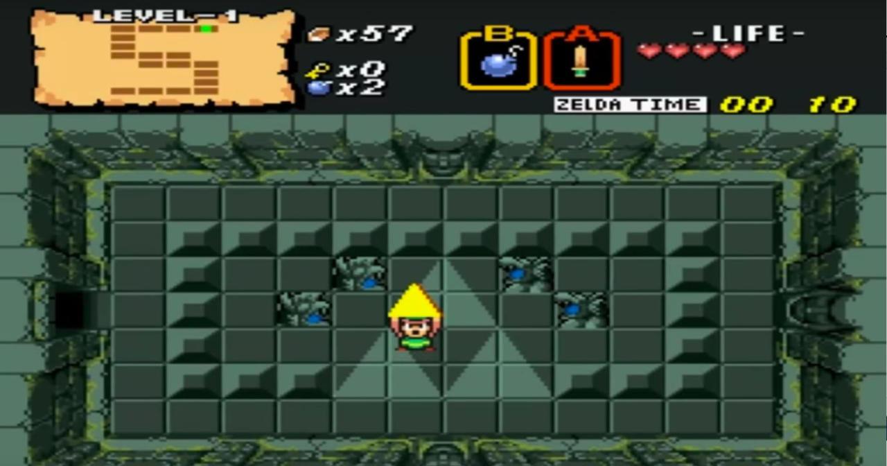 Japan got a 16-bit remake of the original NES game.