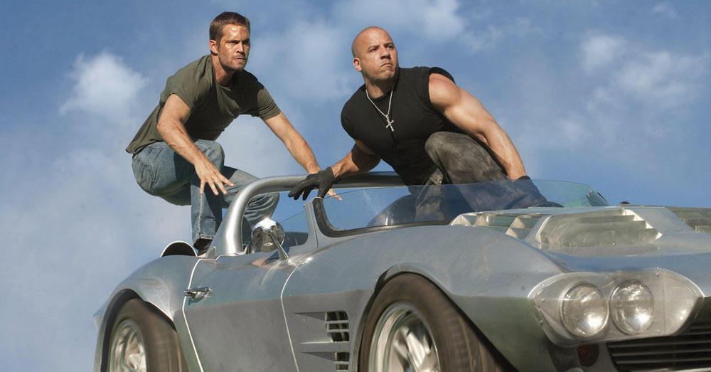Vin Diesel and Paul Walker played World of Warcraft together.