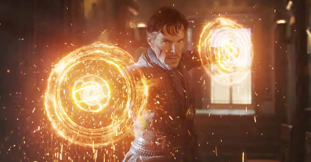 14. Doctor Strange