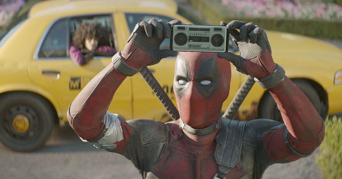 19. Deadpool 2 (tie)