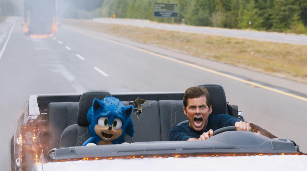29. Sonic the Hedgehog
