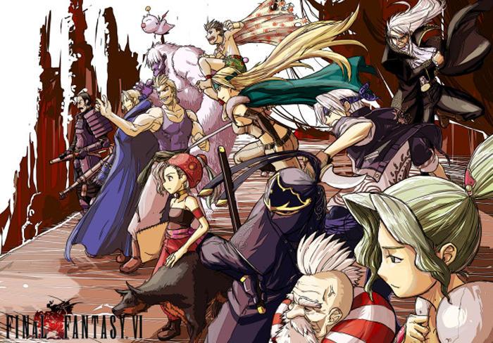 Final Fantasy VI (Released 1994)