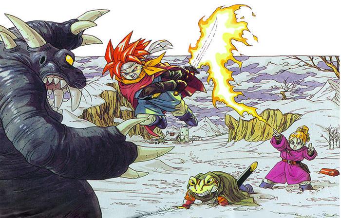 Chrono Trigger (Released 1995)