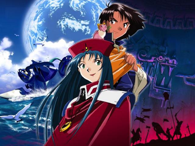 Lunar: Eternal Blue Complete (Released 1994)