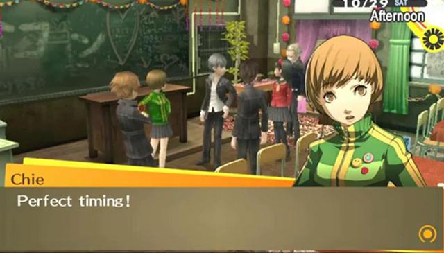 Persona 4/Shin Megami Tensei (Released 2008)