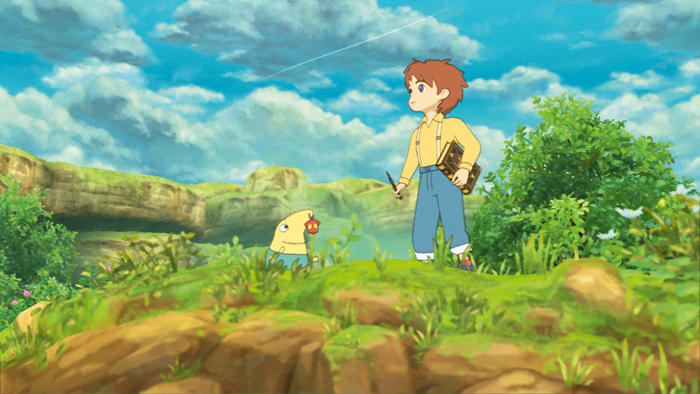Ni no Kuni: Wrath of the White Witch (Released 2011)