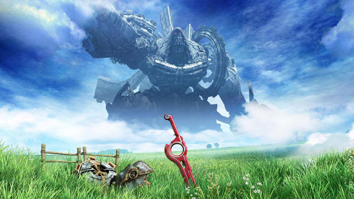Xenoblade Chronicles (Released 2010)