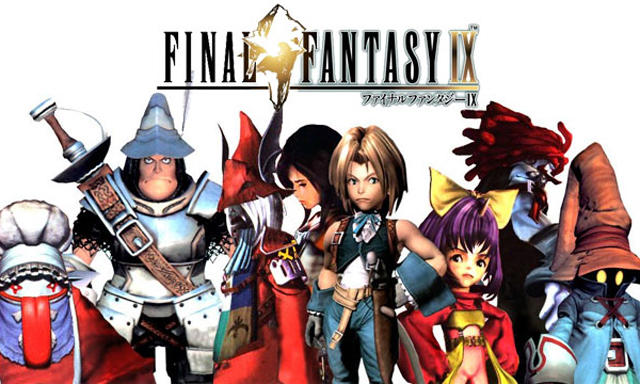 Final Fantasy IX (Released 2000)