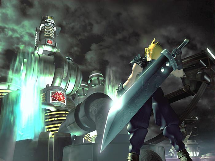 Final Fantasy VII (Released 1997)