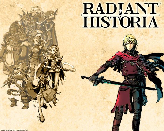 Radiant Historia (Released 2010)