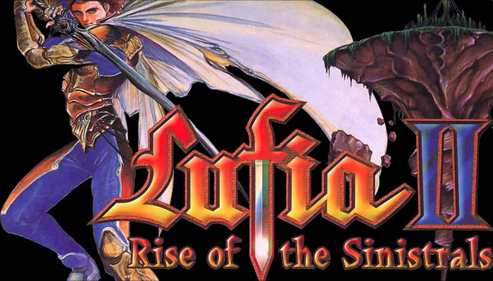 Lufia 2: Rise of the Sinistrals (Released 1995)