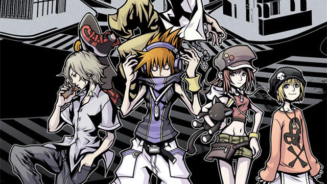 The World Ends With You (Released 2007)