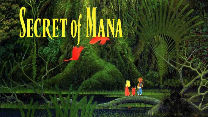 Secret of Mana (Released 1997)