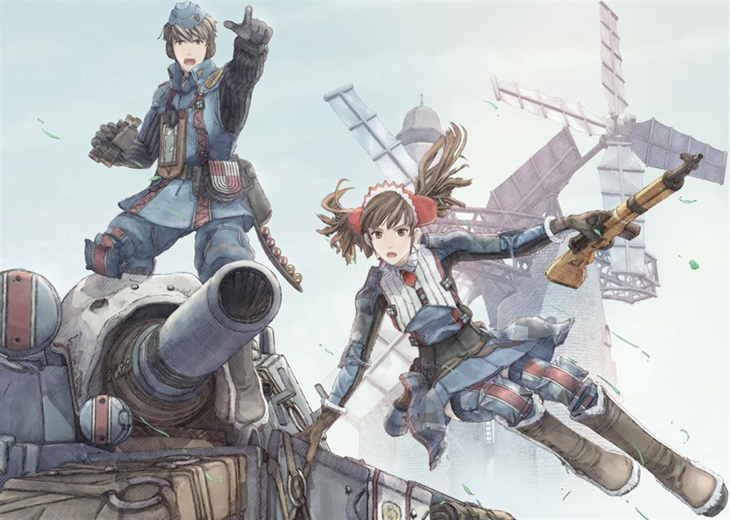 Valkyria Chronicles (Released 2008)