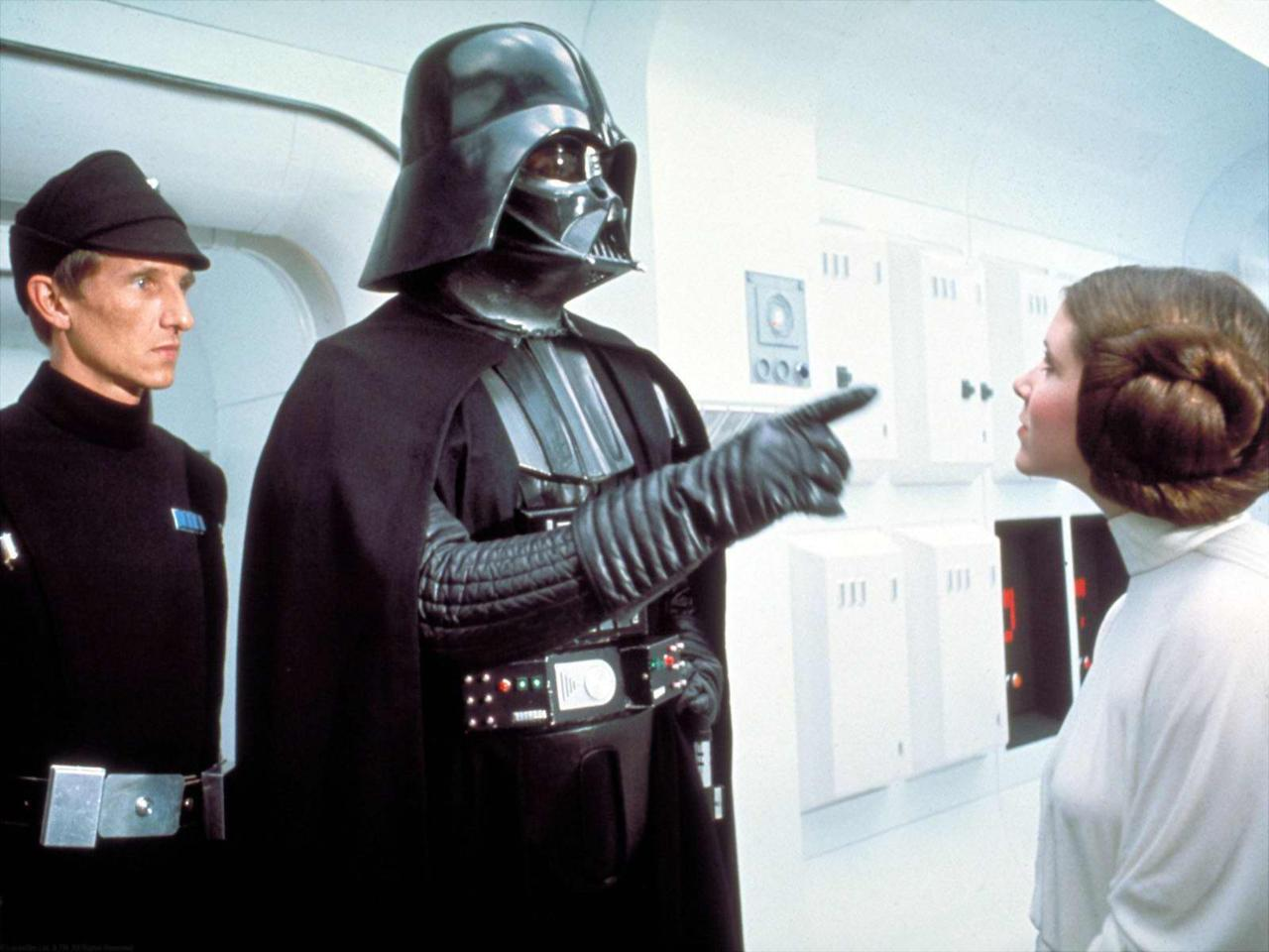Who was the original commander of the Death Star?