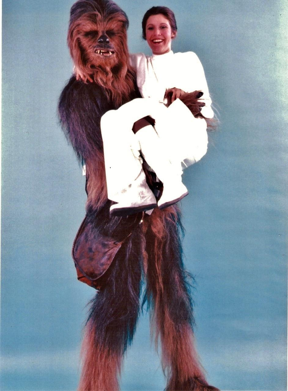 What day is Wookiee Life Day, and where did we first learn about the holiday?