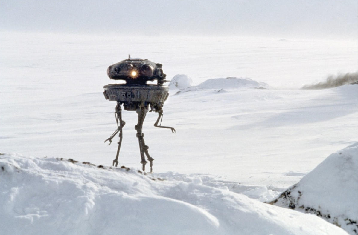 The Imperial Probe Droid was also known by another name. What is it?