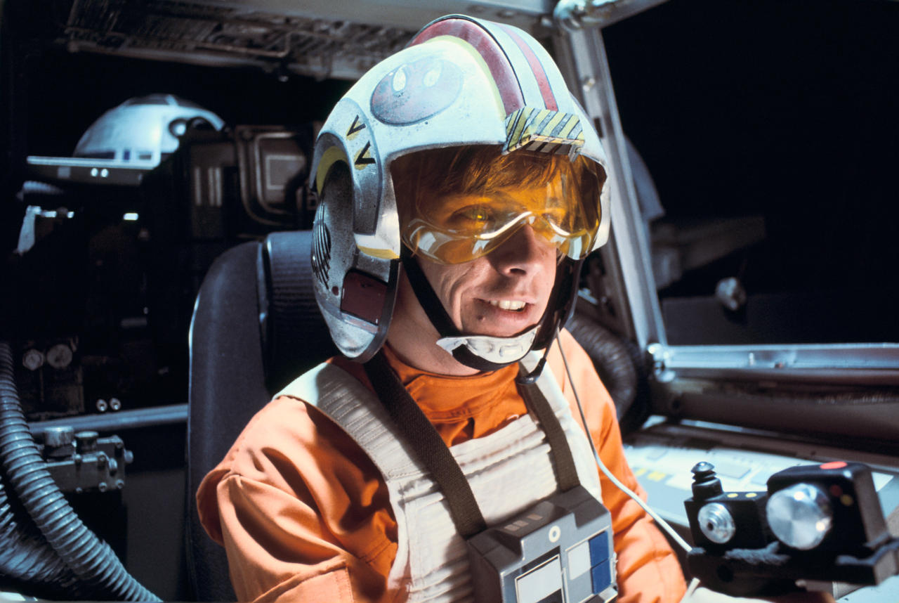 Who's the only rebel pilot to survive all three movies in the original trilogy?