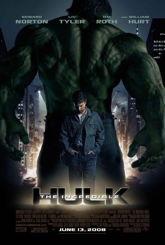 The Incredible Hulk (2008)