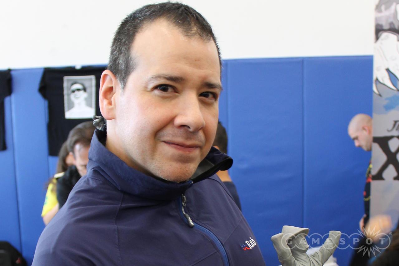 Carlos Pesina