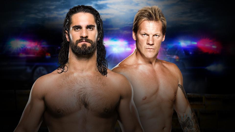 Seth Rollins vs. Chris Jericho