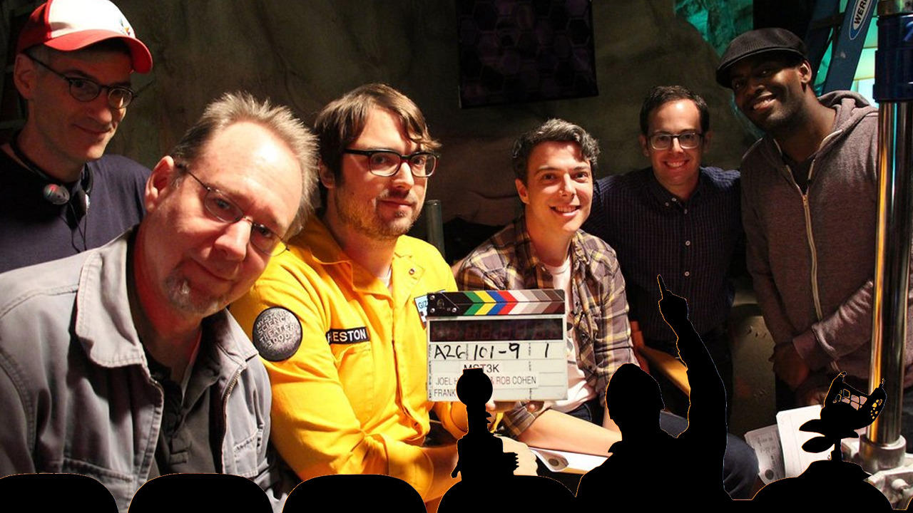 Mystery Science Theater 3000 (Netflix)
