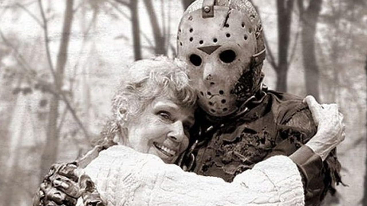 Jason Voorhees is a misunderstood undead serial murderer who loves his mommy