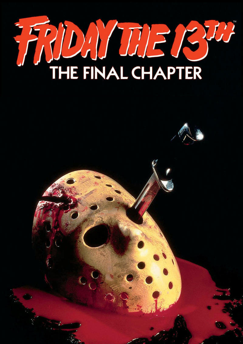 8. Friday the 13th: The Final Chapter (1984)