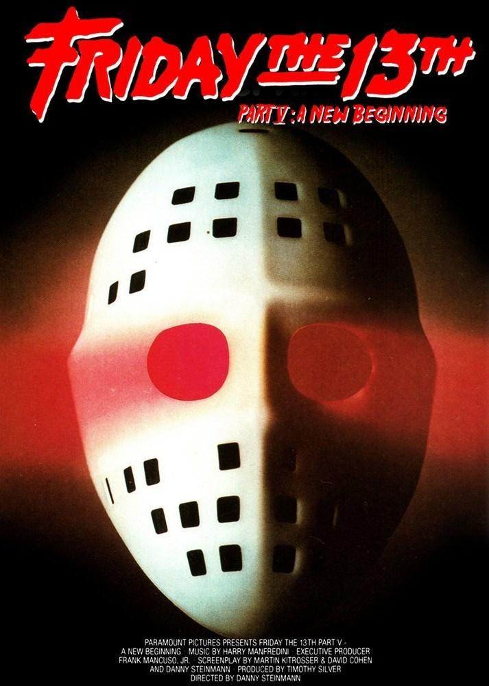 11. Friday the 13th: A New Beginning (1985)