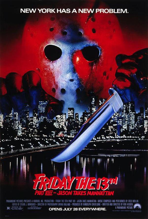 5. Friday the 13th Part VIII: Jason Takes Manhattan (1989)