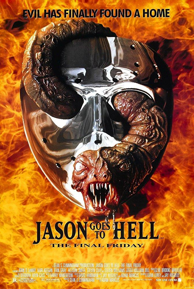 1. Jason Goes to Hell: The Final Friday (1993)
