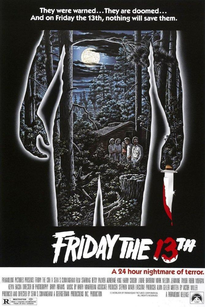 12. Friday the 13th (1980)