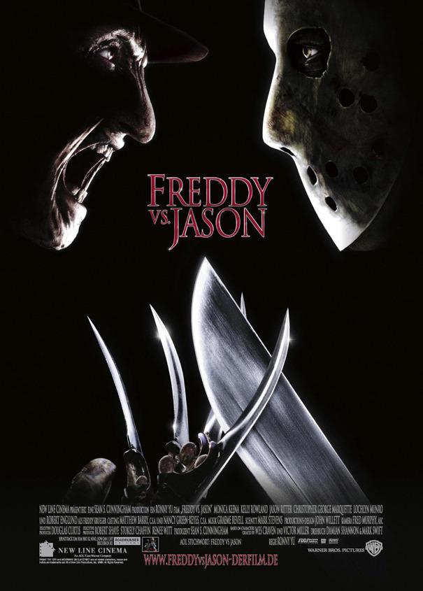 2. Freddy vs. Jason (2003)