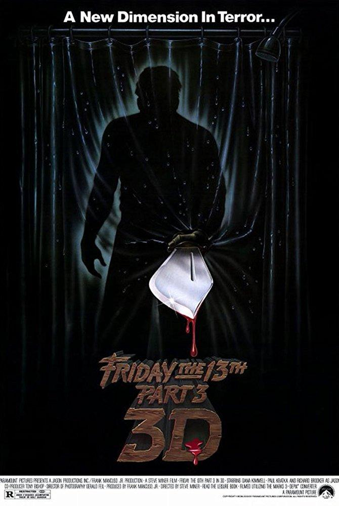 9. Friday the 13th Part III (1982)