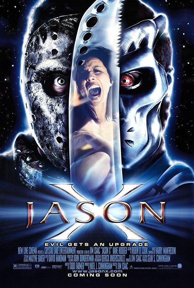 3. Jason X (2001)