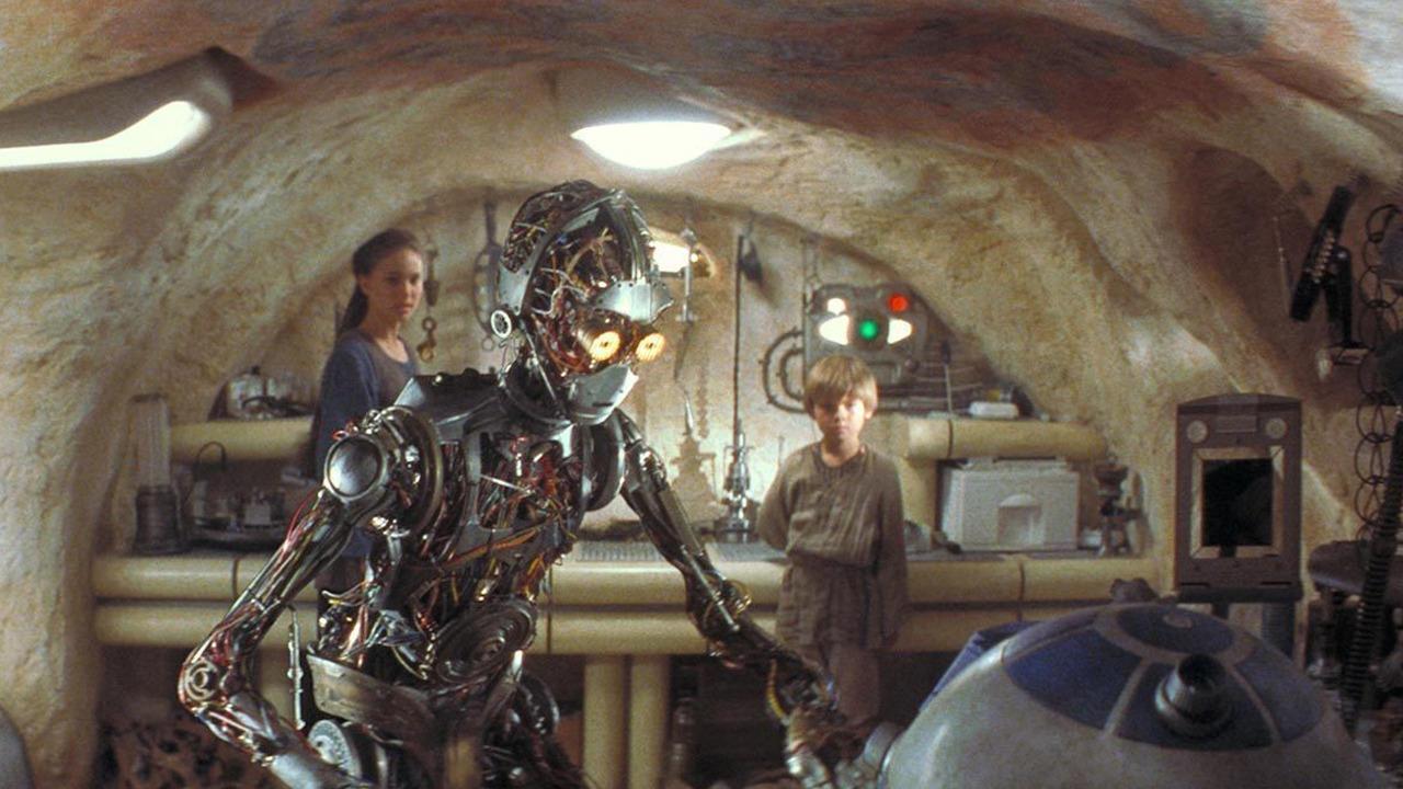 Anakin Created C-3PO