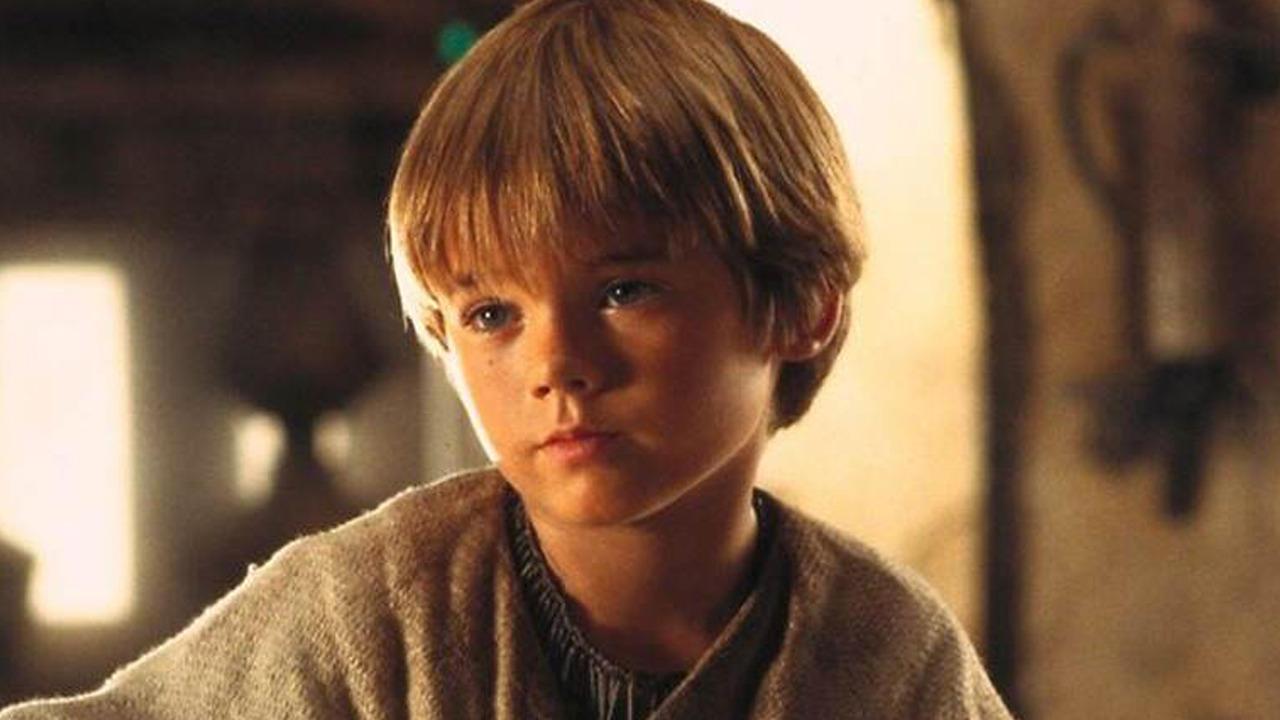Anakin's Dialogue