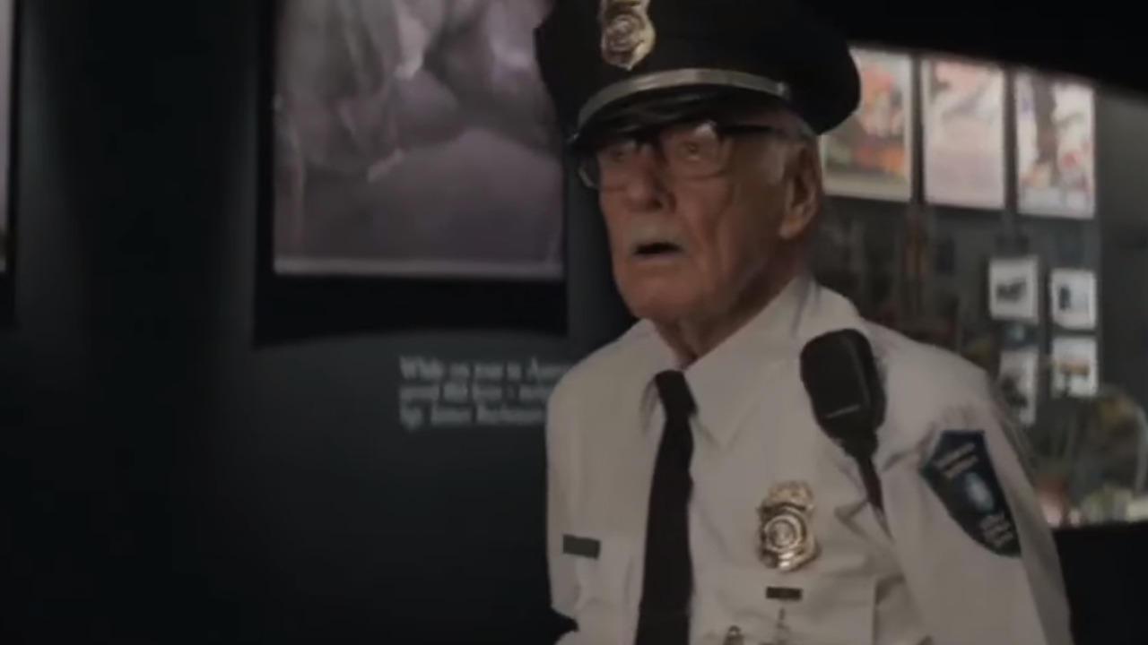 20. Captain America: Winter Soldier (2014)
