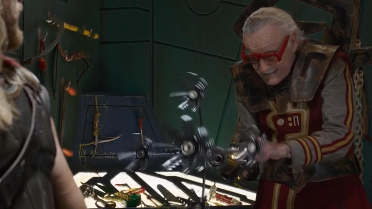 7. Thor: Ragnarok (2017)
