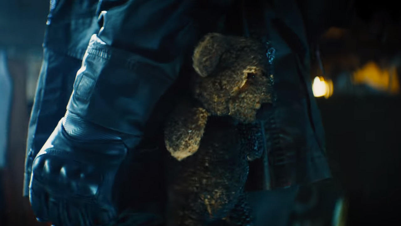 What's Up With The Teddy Bear?