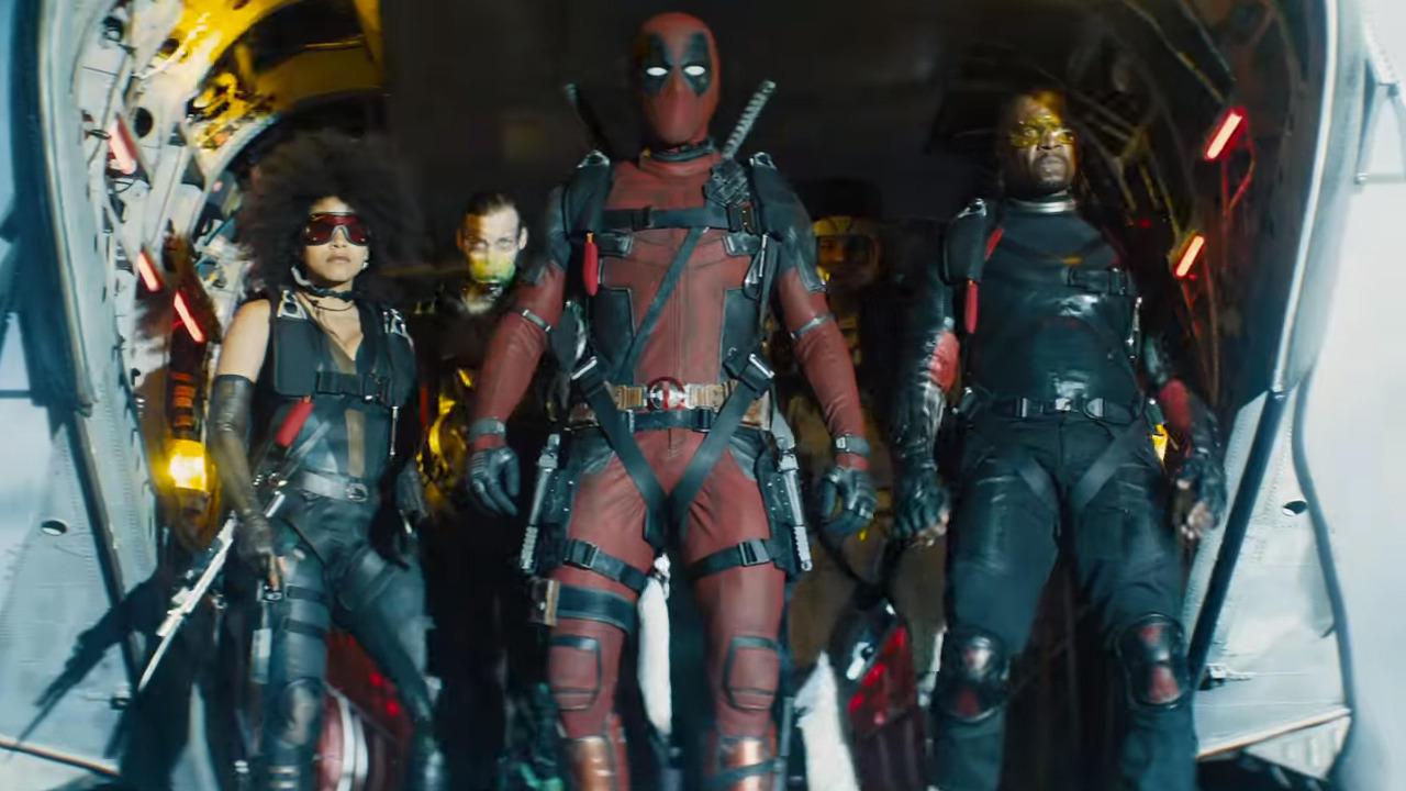 Team Deadpool... X-Force? Is That Shatterstar?
