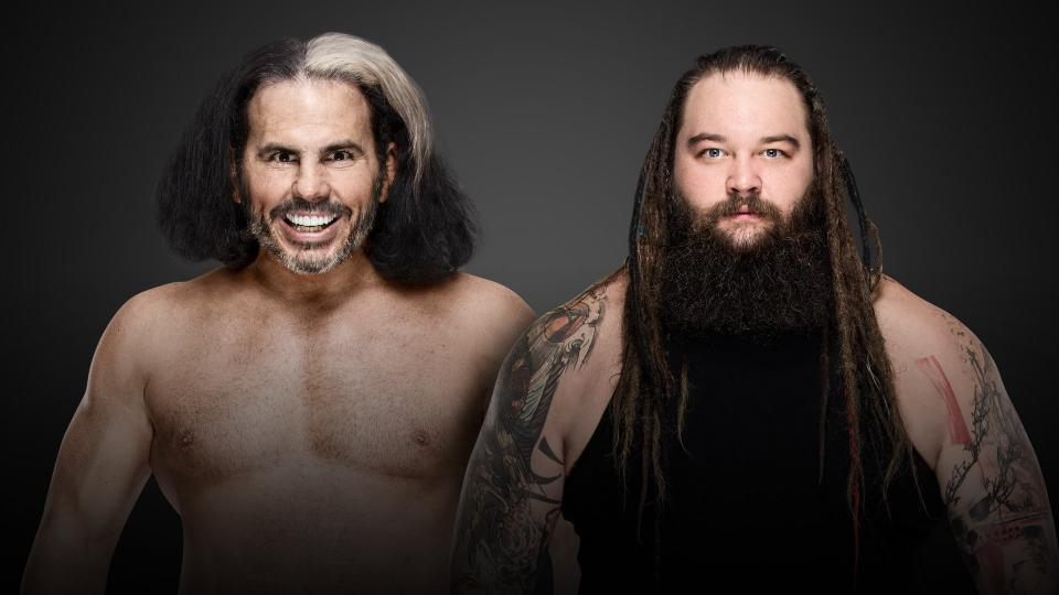 Matt Hardy vs. Bray Wyatt
