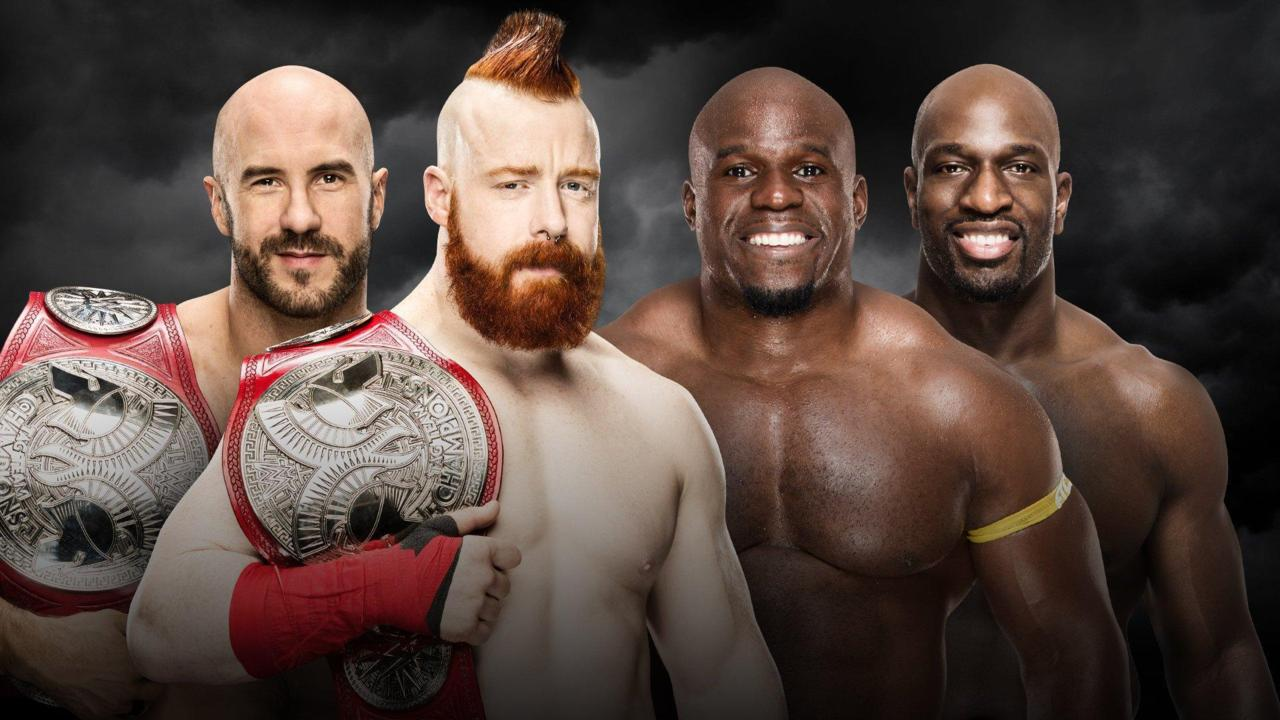 The Bar (c) vs. Titus Worldwide