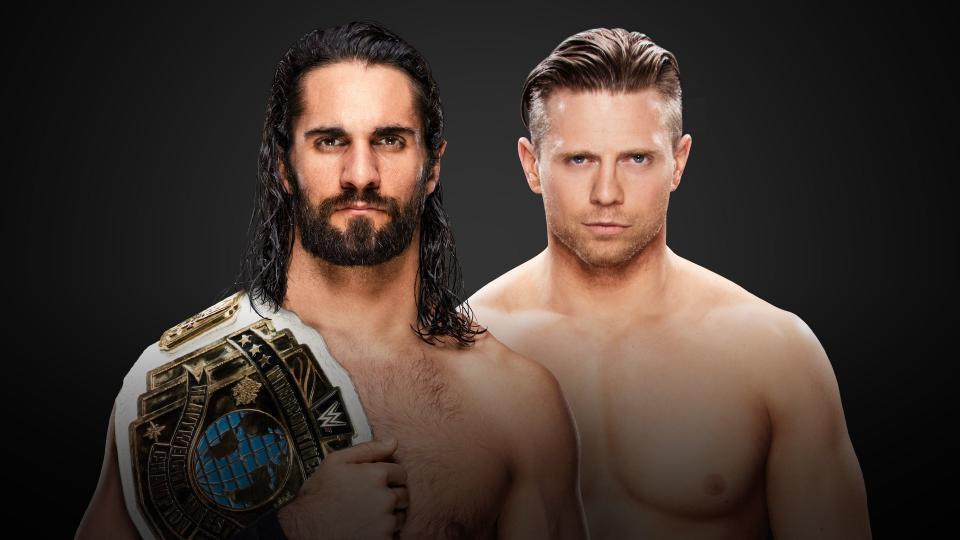 Seth Rollins (c) vs. The Miz