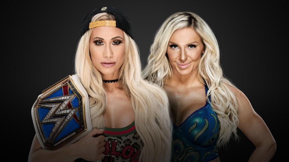 Carmella (c) vs. Charlotte