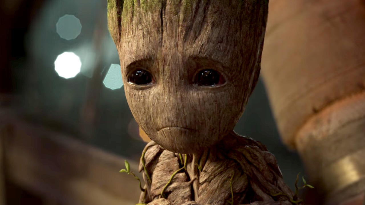 What Were Groot's Final Words?